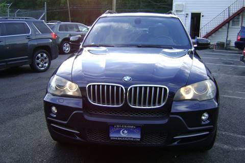 2008 BMW X5 for sale at Balic Autos Inc in Lanham MD