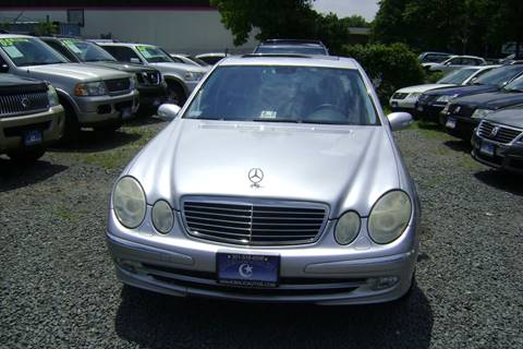 2003 Mercedes-Benz E-Class for sale at Balic Autos Inc in Lanham MD