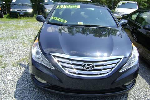 2013 Hyundai Sonata for sale at Balic Autos Inc in Lanham MD