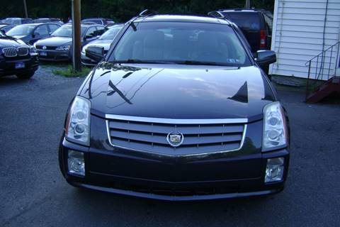 2004 Cadillac SRX for sale at Balic Autos Inc in Lanham MD