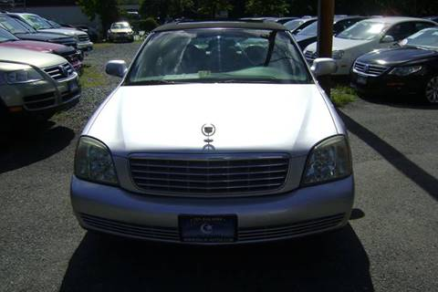 2003 Cadillac DeVille for sale at Balic Autos Inc in Lanham MD