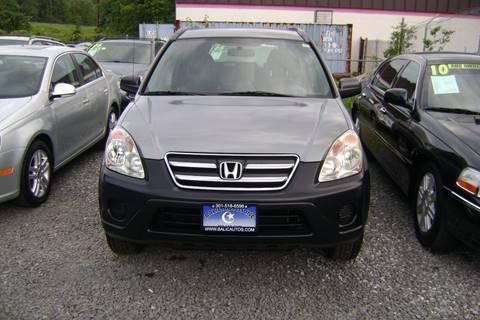 2005 Honda CR-V for sale at Balic Autos Inc in Lanham MD
