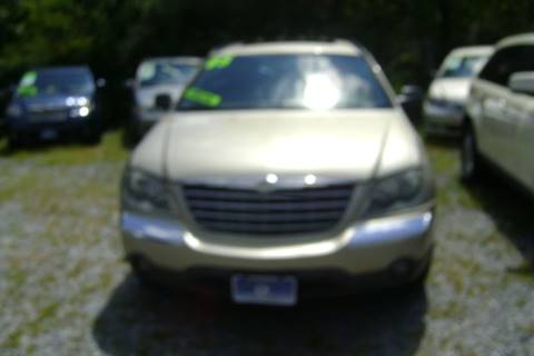 2005 Chrysler Pacifica for sale at Balic Autos Inc in Lanham MD