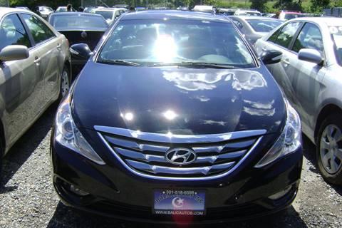 2011 Hyundai Sonata for sale in Lanham, MD