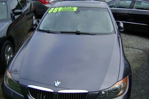 2008 BMW 3 Series for sale at Balic Autos Inc in Lanham MD