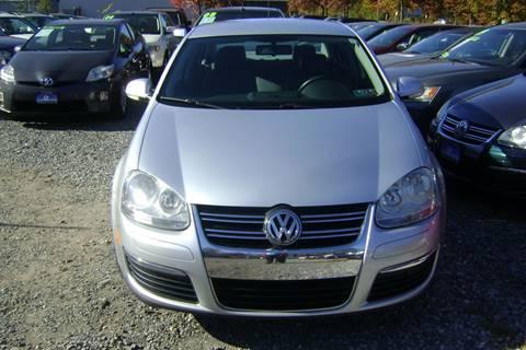 2008 Volkswagen Jetta for sale at Balic Autos Inc in Lanham MD
