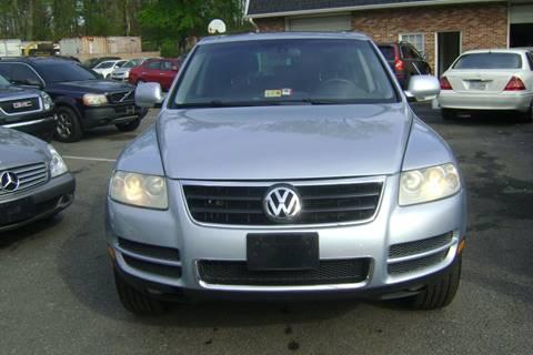 2006 Volkswagen Touareg for sale in Lanham, MD