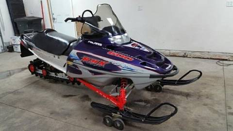 2003 Polaris Indy 600 RMK