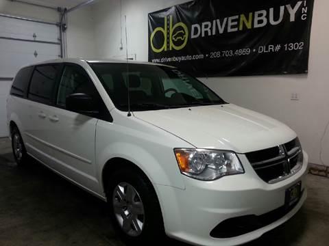 2012 Dodge Grand Caravan for sale in Nampa, ID