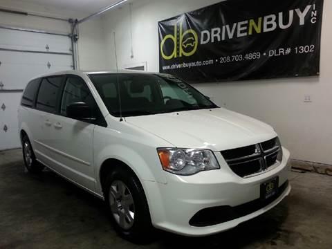 2011 Dodge Grand Caravan for sale in Nampa, ID