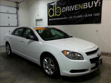2012 Chevrolet Malibu for sale in Nampa, ID