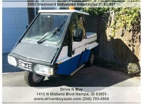 2003 Westward Industries Interceptor 2 for sale in Nampa, ID