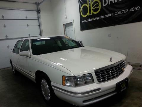 1997 Cadillac DeVille for sale in Nampa, ID