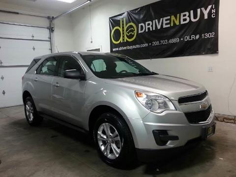 2013 Chevrolet Equinox for sale in Nampa, ID