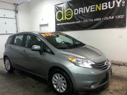 2014 Nissan Versa Note for sale in Nampa, ID