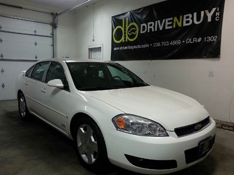 2008 Chevrolet Impala for sale in Nampa, ID