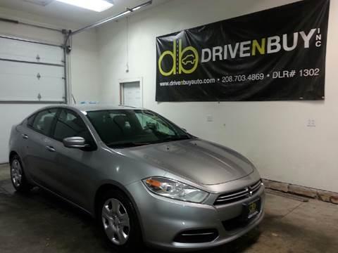 2014 Dodge Dart for sale in Nampa, ID
