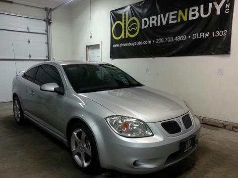2007 Pontiac G5 for sale in Nampa, ID