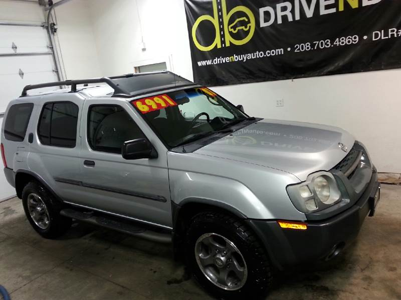 2002 Nissan Xterra 4dr SE Supercharged 4WD SUV   Nampa ID