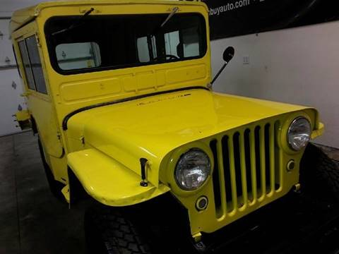 1947 Willys CJ-2A for sale in Nampa, ID