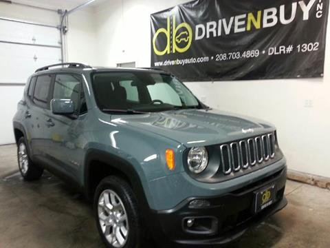 2016 Jeep Renegade for sale in Nampa, ID