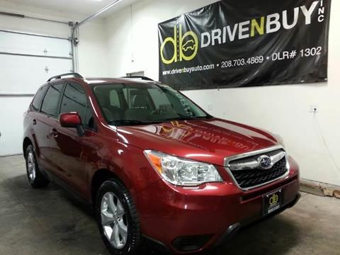 2015 Subaru Forester for sale in Nampa, ID