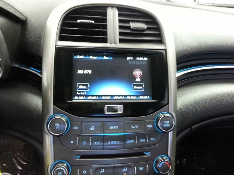 2013 Chevrolet Malibu LT 4dr Sedan w/1LT - Nampa ID