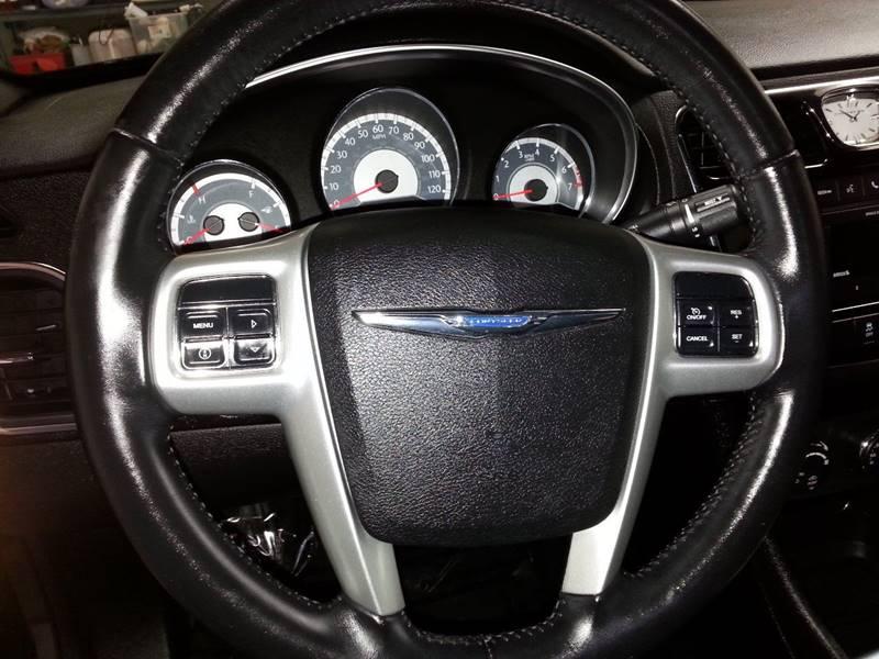 2011 Chrysler 200 Touring 4dr Sedan - Nampa ID