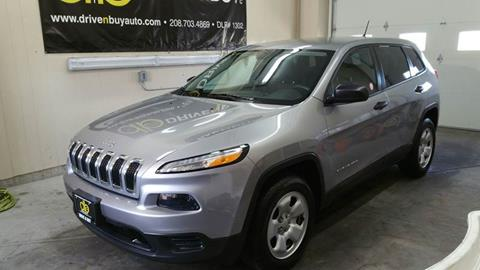 2016 Jeep Cherokee for sale in Nampa, ID