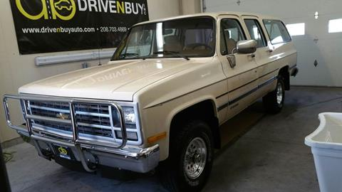 1990 Chevrolet Suburban for sale in Nampa, ID