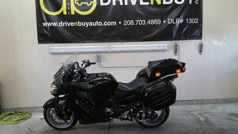 2011 Kawasaki Concours  ZG1400CBF for sale in Nampa, ID