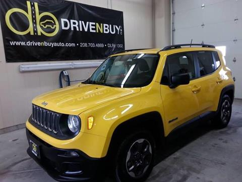 2017 Jeep Renegade for sale in Nampa, ID
