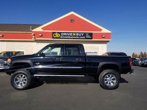 2005 GMC Sierra 2500HD for sale in Nampa, ID