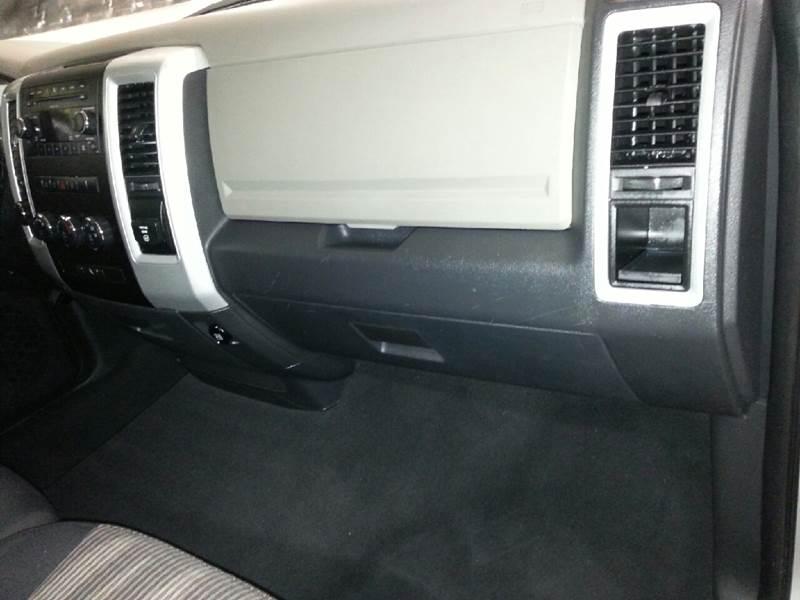 2009 Dodge Ram Pickup 1500 4x4 SLT 4dr Quad Cab 6.3 ft. SB - Nampa ID