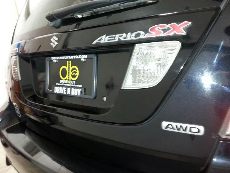 2006 Suzuki Aerio AWD SX 4dr Wagon - Nampa ID