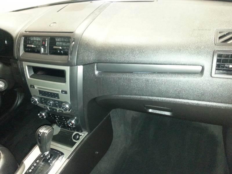 2012 Ford Fusion SEL 4dr Sedan - Nampa ID