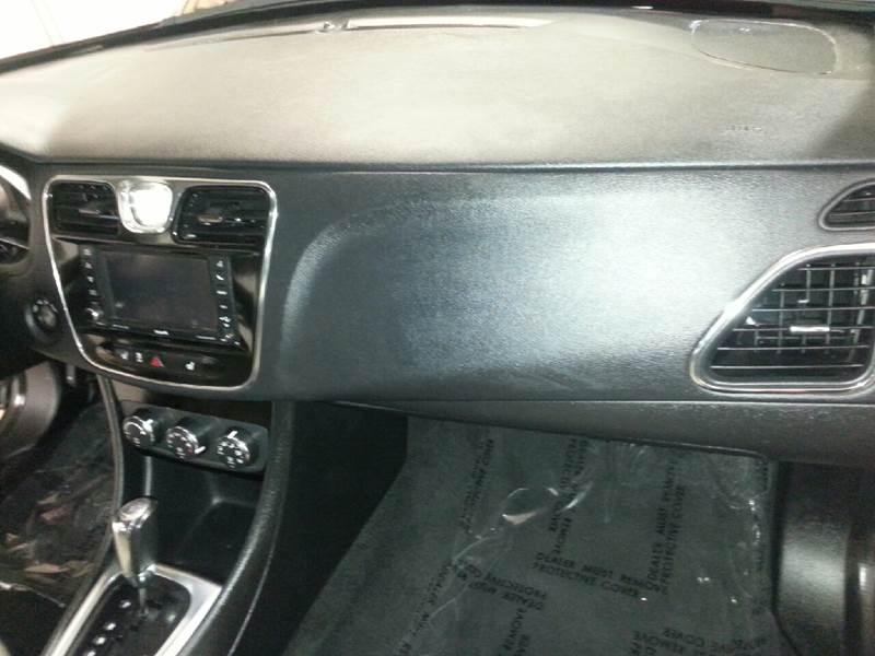 2013 Chrysler 200 Limited 4dr Sedan - Nampa ID