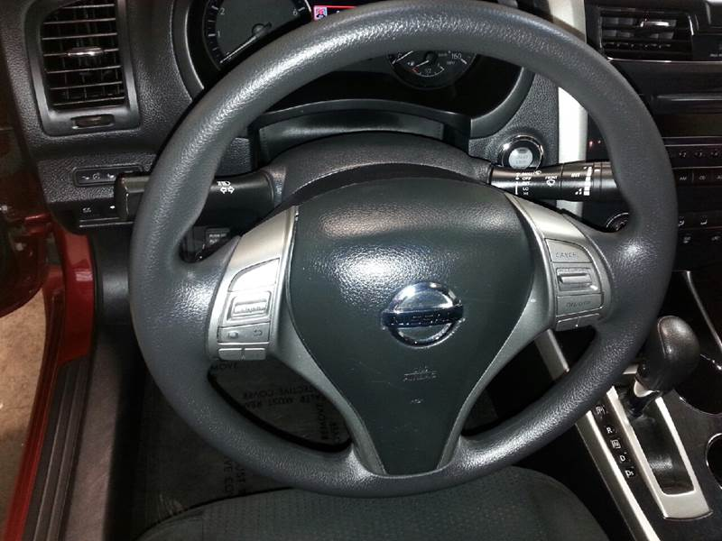 2014 Nissan Altima 2.5 S 4dr Sedan - Nampa ID