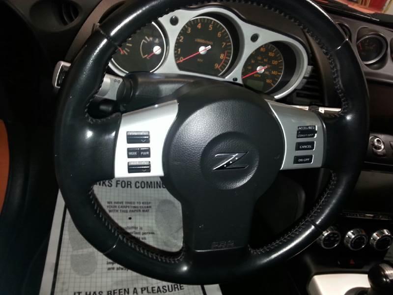 2007 Nissan 350Z Touring 2dr Convertible (3.5L V6 6M) - Nampa ID