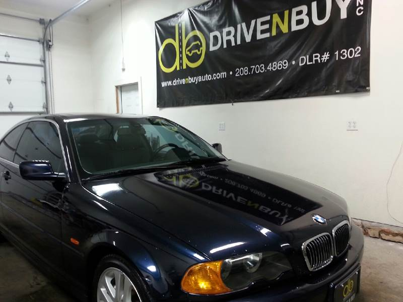 2001 BMW 3 Series 330Ci 2dr Coupe - Nampa ID