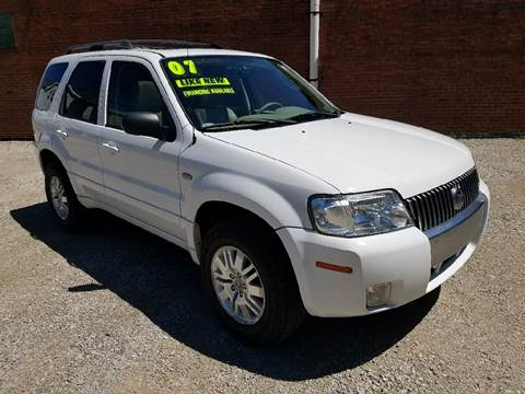 2007 Mercury Mariner for sale in Erie, PA