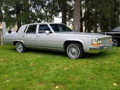 1988 Cadillac Brougham for sale in Erie, PA