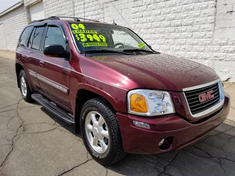 2004 GMC Envoy for sale in Erie, PA