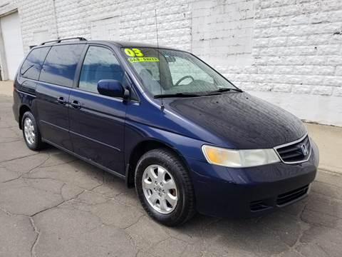 2003 Honda Odyssey for sale in Erie, PA