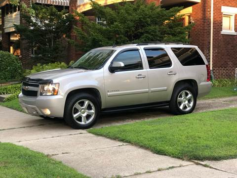 2007 Chevy Tahoe For Sale >> 2007 Chevrolet Tahoe For Sale In Erie Pa