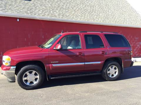 2006 GMC Yukon for sale in Erie, PA