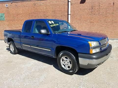 2004 Chevrolet Silverado 1500 for sale in Erie, PA