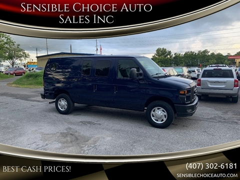 2010 Ford E-Series Cargo for sale in Longwood, FL