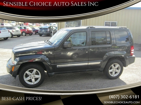 2011 Jeep Liberty for sale in Longwood, FL