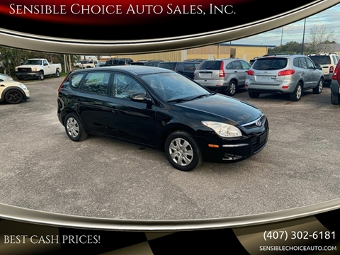 2010 Hyundai Elantra Touring for sale at Sensible Choice Auto Sales, Inc. in Longwood FL